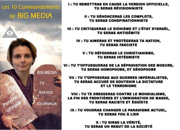 Caroline Fourest_les_10_commandements