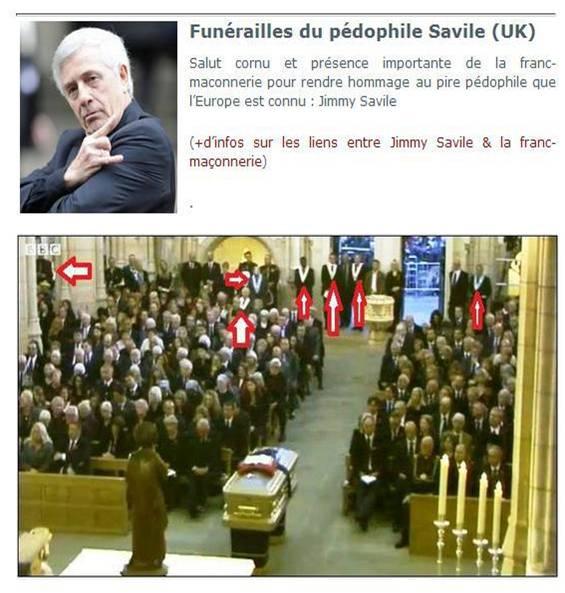 funeraille pedophile jimmy savile