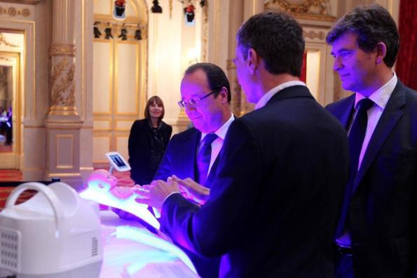 Hollande incubé