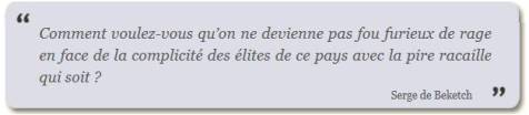 Serge de Beketch citation