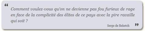 Serge de Beketch citation