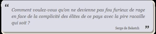 Serge De Beketch _ elite _pedophilie