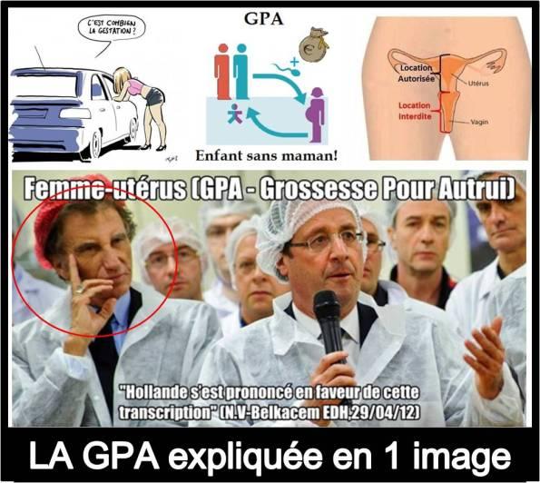 La GPA expliquee en 1 image